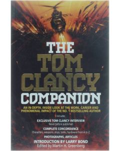 The Tom Clancy Companion [Paperback] ed : Marin H. Greenberg [1992] 9780006377924