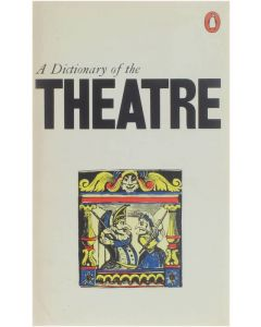A Dictionary of the Theatre [Paperback] John Russell Taylor [1974] 9780140510331