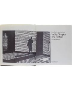 Indian Temples and Palaces [Hardcover] Michael Edwardes [1969]