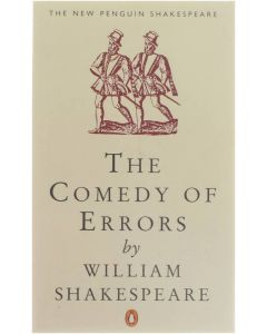 The Comedy of Errors [Paperback] William Shakespeare [1972] 9780140707250