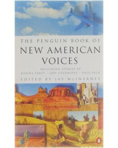 The Penguin Book of New American Voices [Paperback] Ed. Jay Mcinerney [1994] 9780140250893