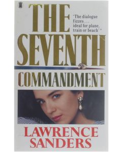 The Seventh Commandment [Paperback] Lawrence Sanders [1991] 9780450562525