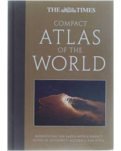 The Times Compact Atlas Of The World [Hardcover] The Times  [2010] 9780007318179