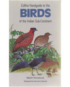 Birds of the Indian Sub-Continent [Paperback] Martin Wedgwood Woodcock; Hermann Heinzel [1986] 9780002197120