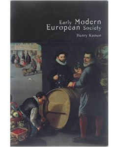 Early modern European society [Paperback] Henry Kamen [2000] 9780415158657