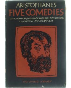 Five comedies [Hardcover] Aristophane [1948]