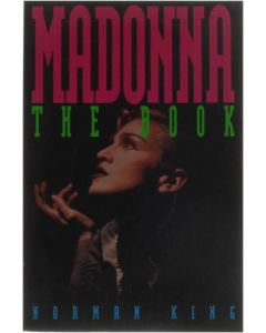 Madonna - The Book [Paperback] Norman King [1991] 9780688119164