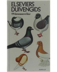 Elseviers duivengids [Hardcover] Macneilly 9789010016201
