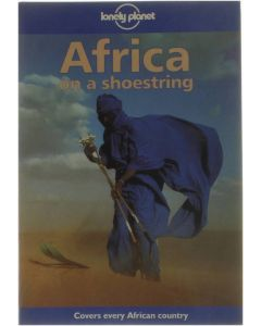 Africa on a Shoestring [Paperback] Geoff Crowther [1998] 9780864424815