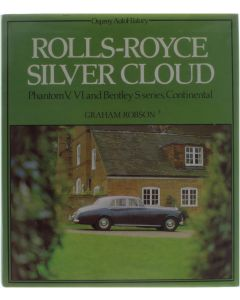 Rolls-Royce Silver Cloud  [Hardcover] Graham Robson [1980] 9780850453805