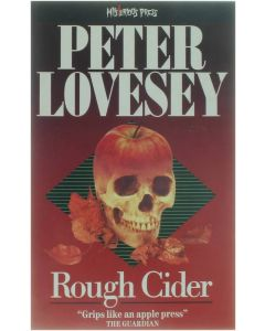 Rough Cider [Paperback] Peter Lovesey [1987] 9780099498506