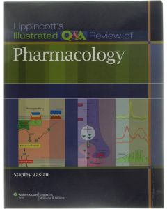 Lippincott's Illustrated Q&A Review of Pharmacology [Paperback] Stanley Zaslau [2014] 9781451182866