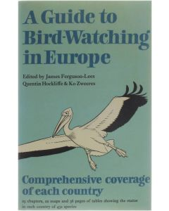 A Guide to Bird-watching in Europe [Paperback] Collectief [1975] 9780370104775