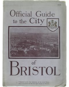 Official Guide to the City of Bristol [Paperback] [1926]