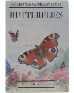 Butterflies - Collins New Naturalist Series [Hardcover] Edmund Brisco Ford [1990] 9781870630498