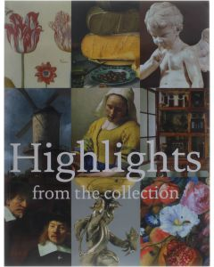 Rijksmuseum Amsterdam - Highlights from the Collection [Paperback] Annemarie Vels Heijn [1995] 9789066111745