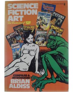 Science Fiction : The fantasies of SF [Paperback] Brian Aldiss [1975] 9780450027727