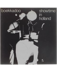 Showtime in Holland [Paperback] Wim Ibo [1971] 9789021058405