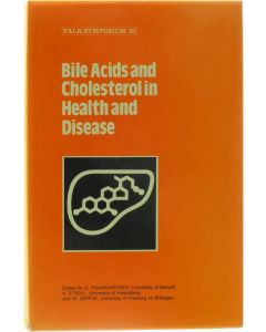 Bile Acids and Cholesterol in Health and Disease (Falk Symposium 33) [Hardcover] Paumgartner, G.; Stiehl, A.; Gerok, W. ( Ed. ) [1982] 9780852007297