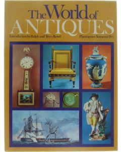 The World of Antiques [Hardcover] Ralph and Terry Kovel [1972] 9780600392026