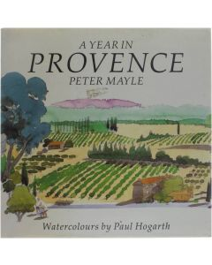 A Year in Provence [Hardcover] Peter Mayle [1992] 9780241132227