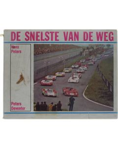 De snelste van de weg [Hardcover] Peters Deventer [1969]