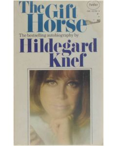 The gift Horse [Paperback] Hildegard Knef [1972]