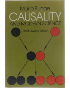 Causality and Modern Science - Third Revised Edition [Paperback] Mario Bunge [1979] 9780486237282