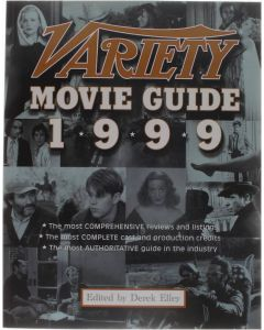 Variety Movie Guide 1999 [Paperback] Derek Elley [1999] 9780752213712
