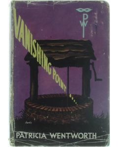 Vanishing point: the 24th Miss Silver Adventure [Hardcover] Wenthworth Patricia