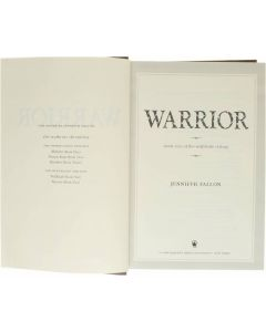 Warrior - Book two of the Wolfblade trilogy [Hardcover] Jenniffer Fallon [2005] 9780765309907