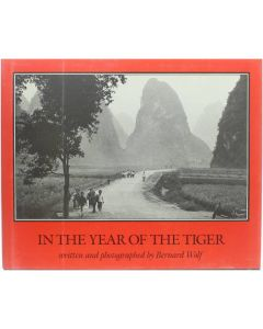 In the year of the tiger [Hardcover] Wolf Bernard [1988] 9780027933901