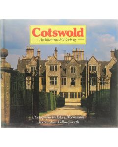 Cotswold - Architecture & Heritage [Hardcover] Hollingsworth Alan [1992] 9780711019607