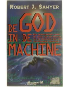 de God in de machine [Paperback] Robert J. Sawyer [1997] 9789029054140