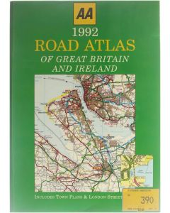 Road Atlas of Great Britain and Ireland [Paperback] Collectief [1992] 9781855011878