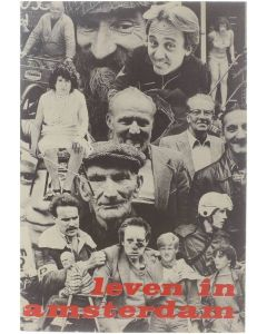 Leven in Amsterdam [Paperback] Collectief [1983]