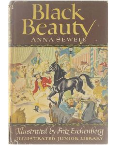 Black Beauty [Hardcover] Anna Sewell [1945]