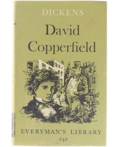 David Copperfield [Hardcover] Charles Dickens [1965]
